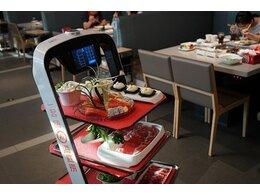 火锅店使用送餐机器人的好处