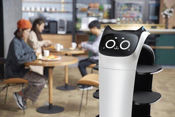 送餐机器人品牌