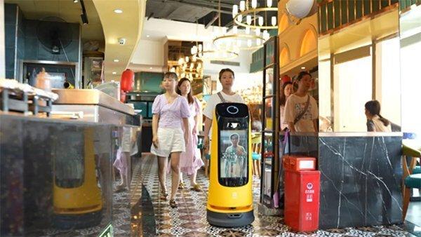 送餐机器人大概多少钱
