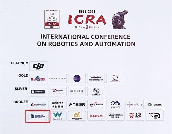 学术会议的商用机器人