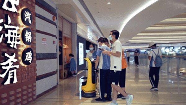 送餐机器人定位导航方案中激光SLAM和视觉SLAM各自的特点