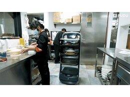 送餐机器人优势讲解