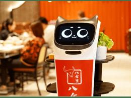 餐厅送餐机器人特色
