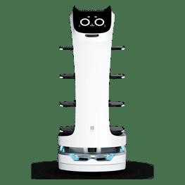 贝拉智能送餐机器人
